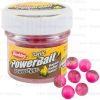 Berkley jikry Power Bait Garlic Eggs Clear Purple - Pink