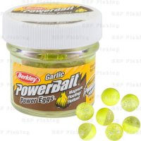Berkley jikry Power Bait Garlic Eggs Clear Yellow