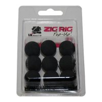 LK Baits ZIG RIG Pop–Up 18 mm –  Black