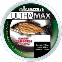 Okuma vlasec Ultramax Carp Brown