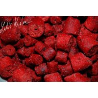 LK Baits ReStart Pellets Wild Strawberry 1kg, 12-17mm