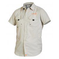 NORFIN Košile Shirt Focus Short Sleeve