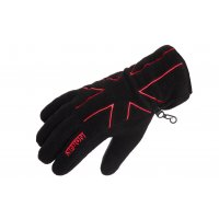Norfin rukavice Gloves Black