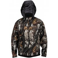 Norfin bunda Fleece Hunting Thunder Hood Staidness / černá XL