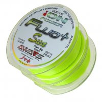 Awa-Shima vlasec Ion Power Fluo+ Sun 600m (2x300m) 0,309mm
