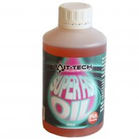 Bait-Tech tekutý olej Super Fish Oil 500ml