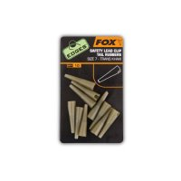 Fox převleky Edges Safety Lead Clip Tail Rubbers vel. 7