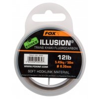 Fox Edges Illusion Fluorocarbon 50m 12lb 0,30mm