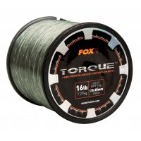 Fox vlasec Torque Green 16lb / 0,35mm 1000m