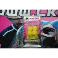 LK Baits ZIG RIG Pop–Up 14 mm – Sweet Pineapple