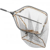 Savage Gear podběrák Pro Folding Rubber Large Mesh Landing Net