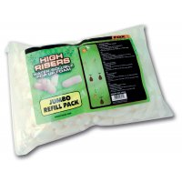 FOX PVA hrudky High Risers Foam Jumbo Pack