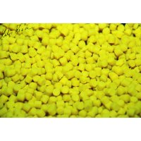 LK Baits Fluoro Pellets Pineapple/N-Butyric 1kg, 4mm