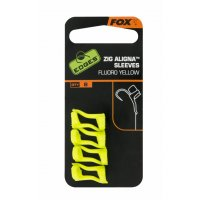 Fox rovnátka Edges Zig Aligna Sleeves Fluoro