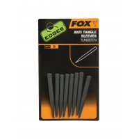 Fox převleky Edges Tungsten Anti Tangle Sleeves 8ks
