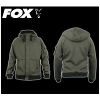 Fox mikina Superweight Hoody Green XXL