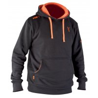 Fox mikina Black/Orange Hoody
