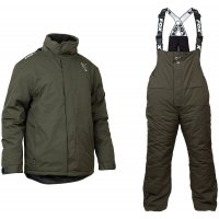 Fox zimní oblek Carp Winter Suit green/silver