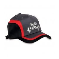 Fox Rage kšiltovka Multi Coloured Cap Black/Grey/Red
