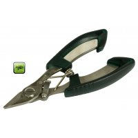 Giants Fishing nůžky Braided Line Scissor Green