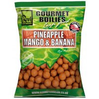 RH boilies Pineapple, Mango & Banana 15mm 1kg