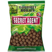RH boilies Secret Agent With Liver Liquid 20mm 1 kg