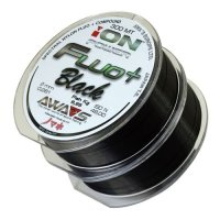 Awa-Shima vlasec Ion Power Fluo+ Black 600m (2x300m)