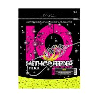 LK Baits IQ Method Feeder Speed Fluoro Pellets 600g Citrus 2mm