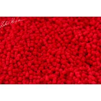LK Baits Fluoro Pellets Wild Strawberry 1kg, 4mm