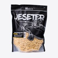 LK Baits Jeseter Special Pellets Cheese 4mm 1kg