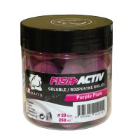 LK Baits Fish Activ Purple Plum 250ml, 20mm