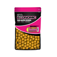 LK Baits Euro Economic Boilies G-8 Pineapple 1kg, 18mm