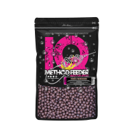 LK Baits IQ Method Feeder Boilies 10-12mm, 600g perník/Gingerbread