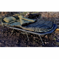 LK Baits spací pytel Camo All Season Sleeping Bag