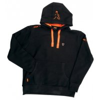 Fox mikina Black/Orange Hoody XL