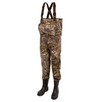 Prologic prsačky Max5 XPO Neoprene Waders Boot Foot Cleated