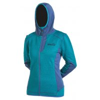 Norfin dámská bunda Fleece jacket Ozone Deep Blue