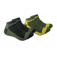 Navitas ponožky Coolmax Ankle Sock Twin Pack vel.41-45