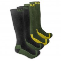 Navitas ponožky Coolmax Boot Sock Twin Pack vel.41-45