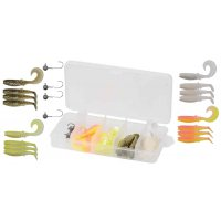 Savage Gear sada nástrah Cannibal Box Kit M 20 pcs