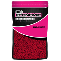 LK Baits Euro Economic Pellets Spice Shrimp 1kg, 4mm