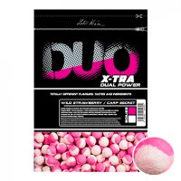 LK Baits DUO X-Tra Boilies Wild Strawberry/Carp Secret 30mm, 1kg