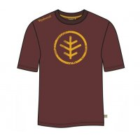 Wychwood triko Icon T-Shirt Brick Red