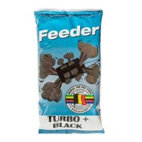 MVDE Feeder Turbo+ Black 1kg