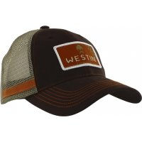 Westin kšiltovka Hillbilly Trucker Cap Grizzly Brown